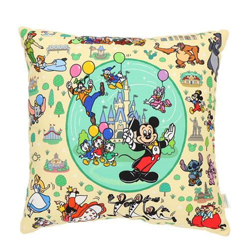 "TDR - ""Tokyo Disney Resort 2021"" Collection - Cushion/Pillow"
