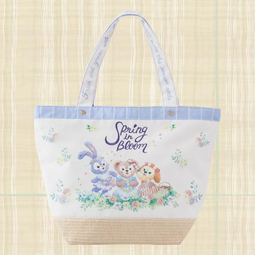 TDR - Spring in Bloom Collection - Duffy & Friends Tote Bag