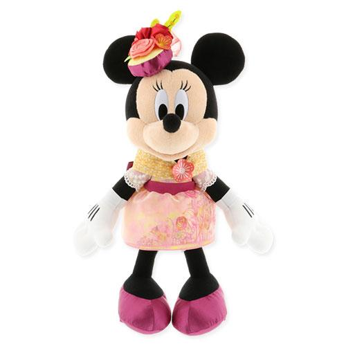 "TDR - ""Minnie's Style Studio March 2"" Collection - Minnie Mouse Plush Toy"