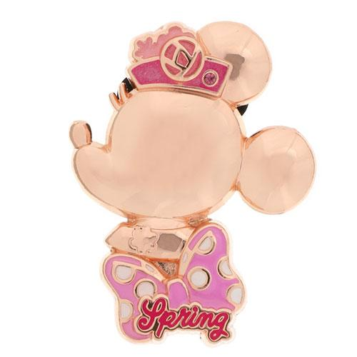 "TDR - ""Minnie's Style Studio March 2"" Collection - Minnie Mouse Pin"