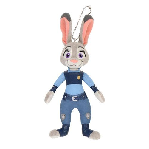 TDR - Judy Hopps & Nick Wilde at Tokyo Disney Resort Collection - Judy Hopps Plush Keychains & Badge