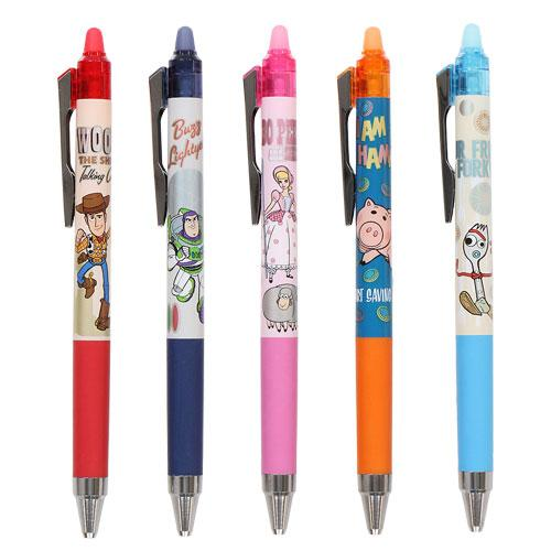 TDR - Toy Story 4 Collection x Frixion Ball Pen Set 0.4mm