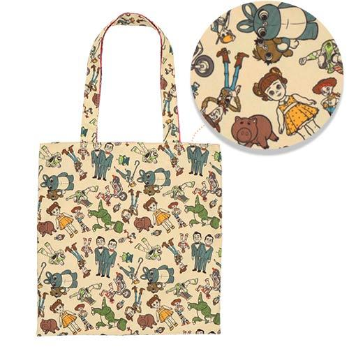 TDR - Toy Story 4 Collection x All Over Print 2 Sided Tote Bag