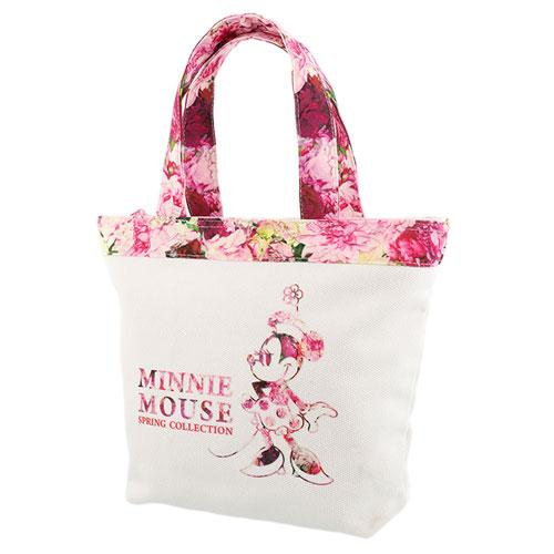 TDR - Minnie's Style Studio x Mika Ninagawa Collection - Minnie Mouse Tote Bag (Color: Red)