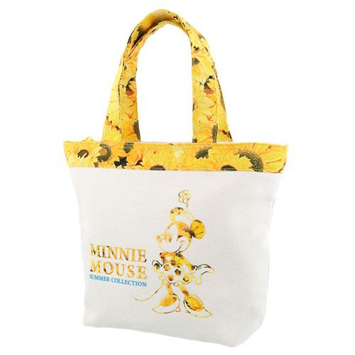 TDR - Minnie's Style Studio x Mika Ninagawa Collection - Minnie Mouse Tote Bag (Color: Yellow)