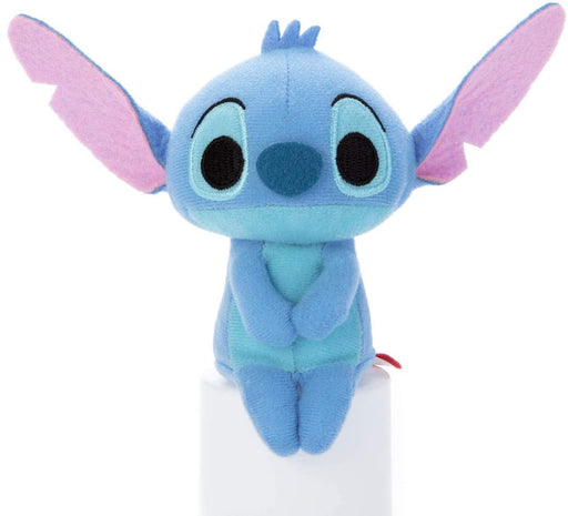 Japan Takara Tomy - Chokkorisan Plush x Stitch