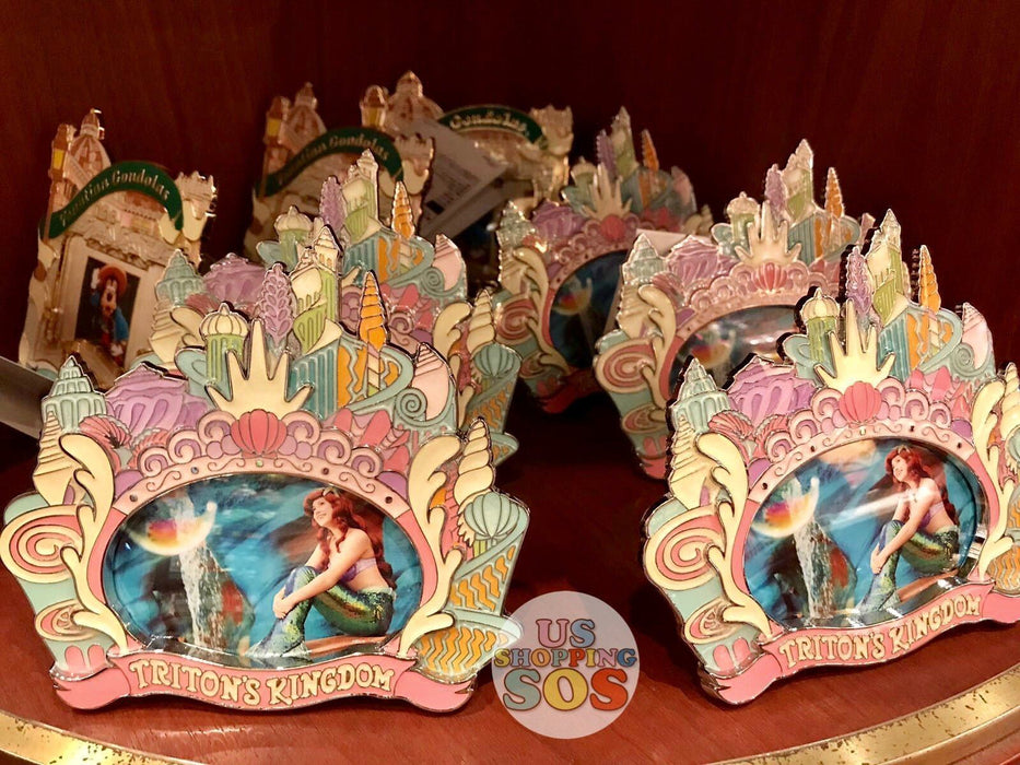 TDR - Photo Frame - Triton's Kingdom