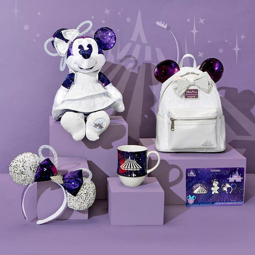 HKDL/SHDS/DLR - Minnie Mouse the Main Attraction Series - January (Space Mountain)