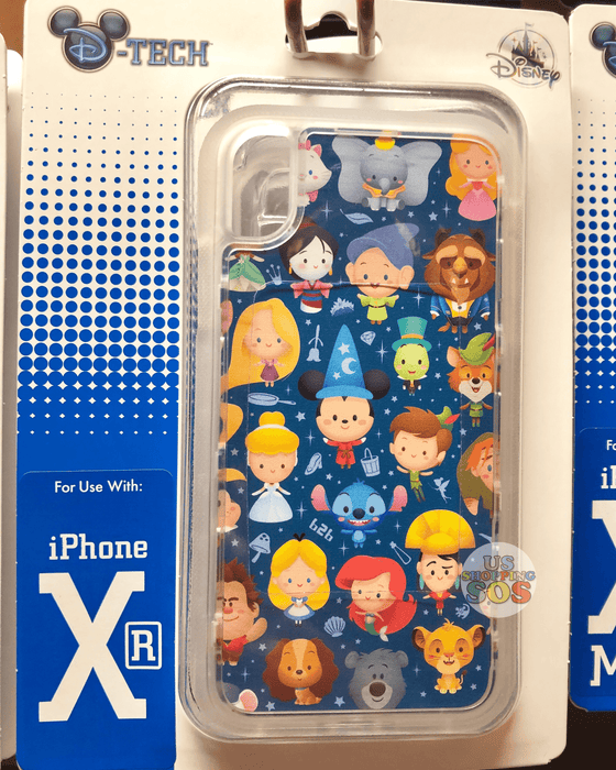 DLR - Custom Made Phone Case - A World of Cute by JMaruyama