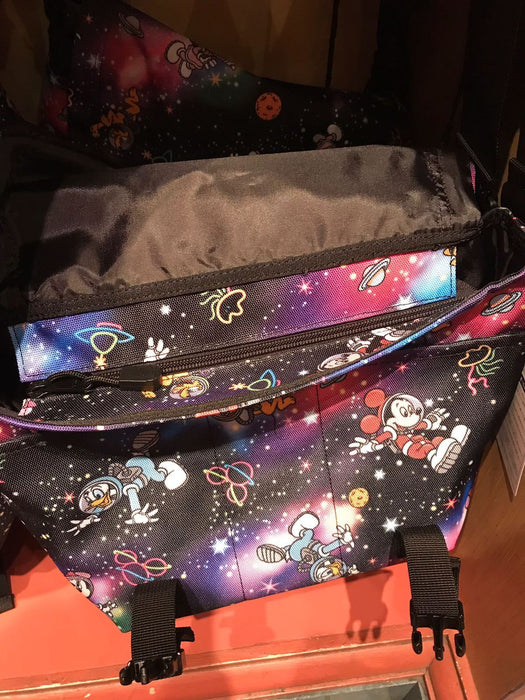 TDR - All-Over-Print Space Crossbody Bag