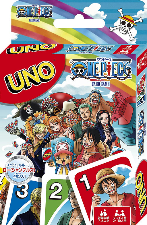 Japan Ensky - Uno Card Game - One Piece