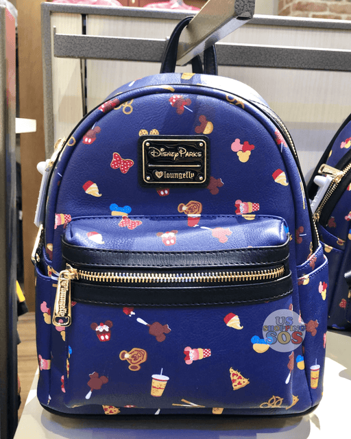 DLR - Disney Parks Food - Loungefly Backpack