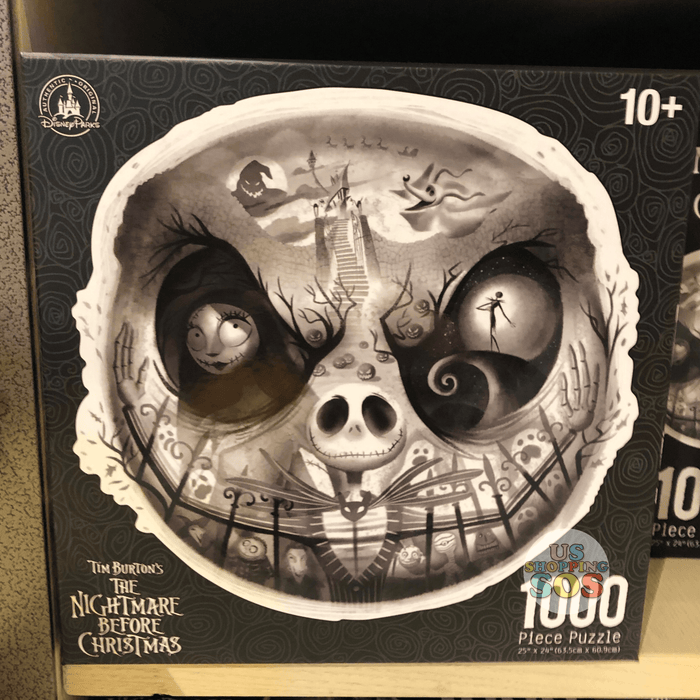 DLR - The Nightmare Before Christmas 1000 Pcs Puzzle