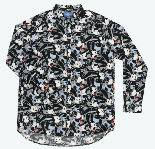 TDR - All-Printed Shirt  x Oswald (Unisex)