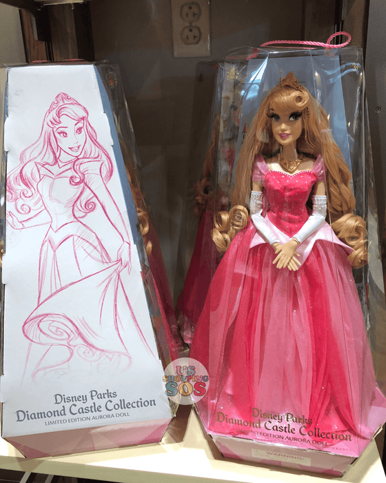 DLR - Diamond Castle Collection - Limited Edition Aurora Doll