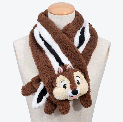 TDR - Fluffy Scarf - Chip