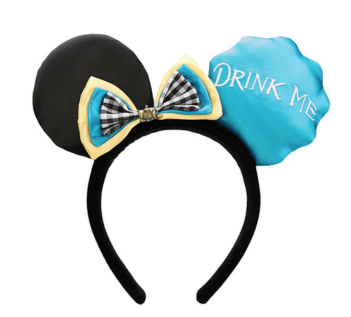 Disneyland Paris - Headband x Alice