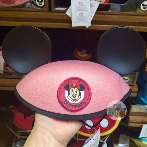 DLR - Mickey Mouse Club - Minnie Mouseketeer Ear Hat