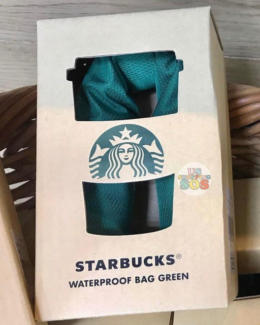 Starbucks Japan - Waterproof Bag