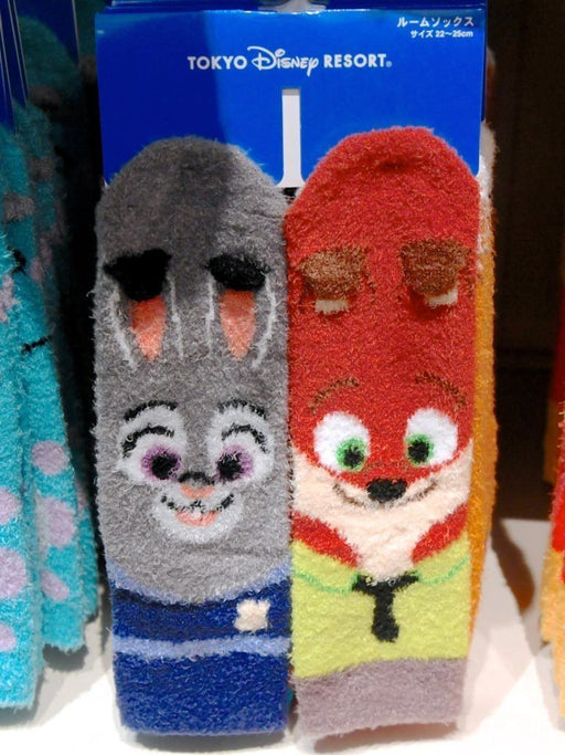 TDR - Fluffy Socks Set x Judy & Nick