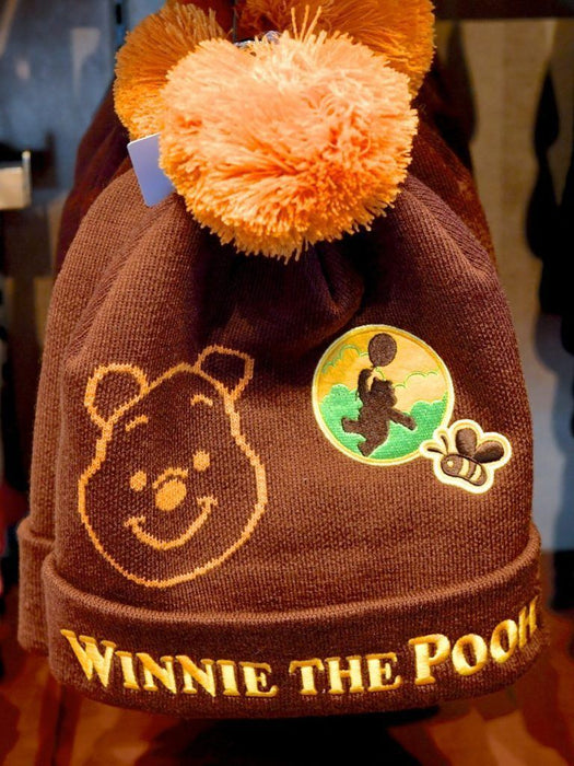 TDR - Beanie x Winnie the Pooh (With Orange Color Pom Pom)