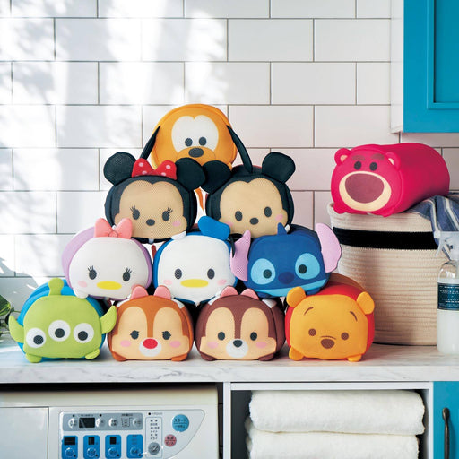 Japan Belle Maison Original x Disney - Tsum Tsum Laundry Net Bag