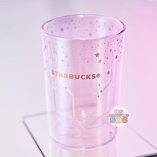 Starbucks China - Christmas Time 2020 Aurora Series - Iridescent Double Wall Glass Cup 296ml