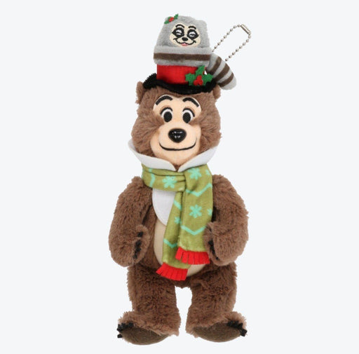 TDR - Country Bear Jamboree Winter Plush Keychain - Henry