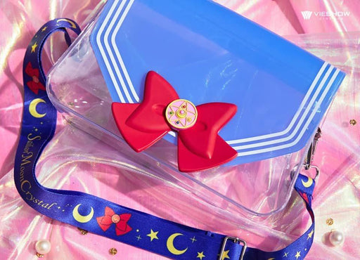 Taiwan Exclusive  - Sailor Moon Jelly Pack Crossbody Bag - Sailor Moon