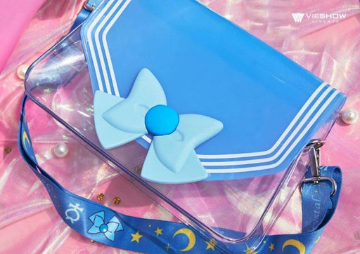 Taiwan Exclusive  - Sailor Moon Jelly Pack Crossbody Bag - Sailor Mercury