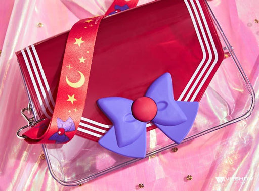 Taiwan Exclusive  - Sailor Moon Jelly Pack Crossbody Bag - Sailor Mars