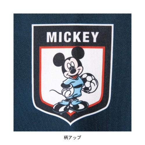 "JP x BM - Baseball Style x Uniform style T-shirt ""Mickey & Friends"" (Color: Navy)"