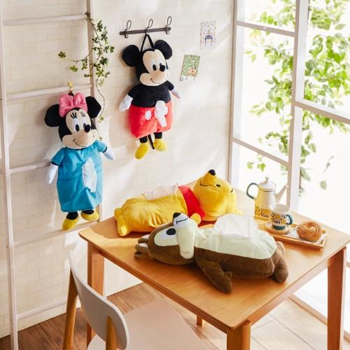 Japan BM - Disney Plush Tissue Box Cover