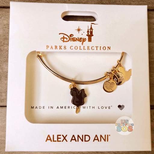 DLR - Disney Parks Food - Alex & Ani Bangle - Mickey Ice Cream Bar