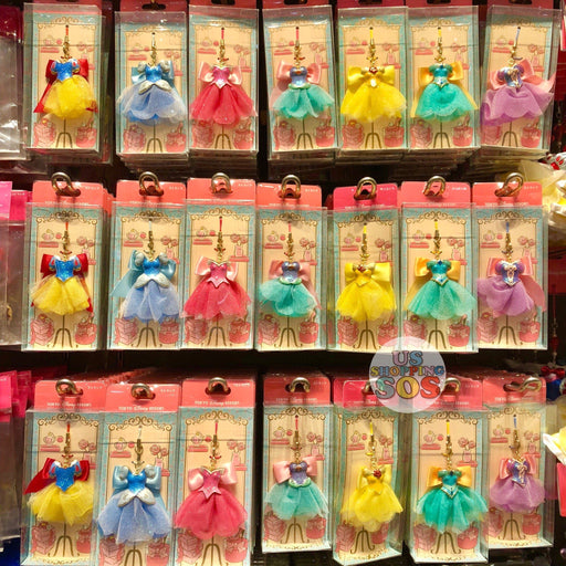 TDR - Princess Dress Phone Strap in Box