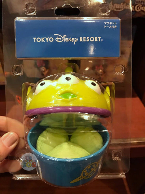 TDR - Magnets & Storage Box Set - Alien