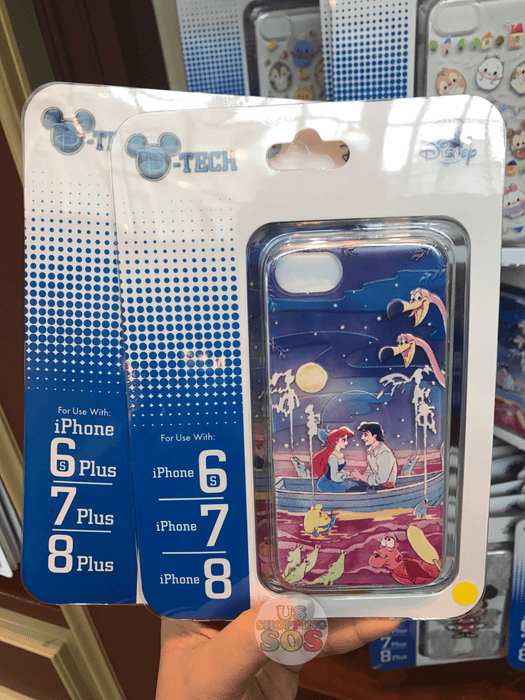 HKDL - iPhone Case - Ariel & Eric