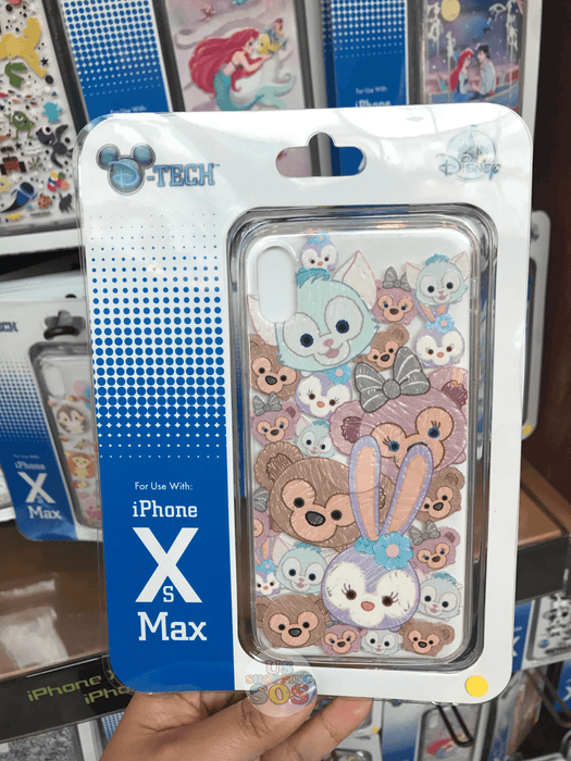 HKDL - iPhone Case for Xs Max - All-Printed Duffy & Friends