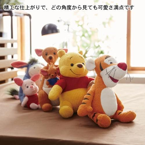 JP x BM - Pooh & Friends Plush Toys Collection