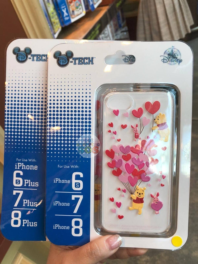 HKDL - Valentine Day 2019 Collection - IPhone Case x Pooh & Piglet