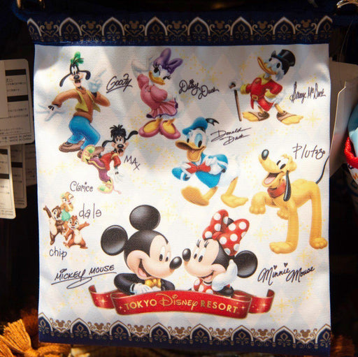 TDR - Drawstring Bag x Various Disney Characters