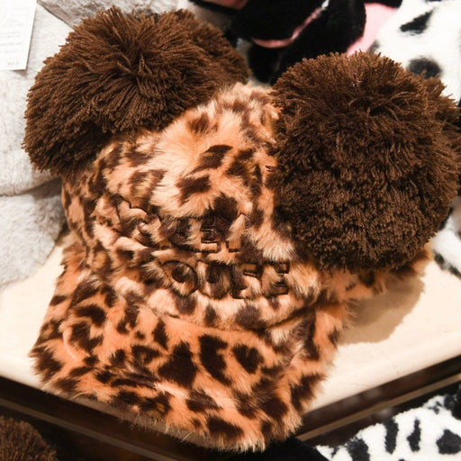 TDR - 2018 Winter Collection- Fluffy Brown Cap