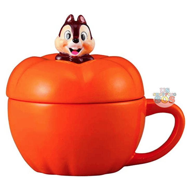 JP x RT-  Mug with Lid - Tomato x Chip