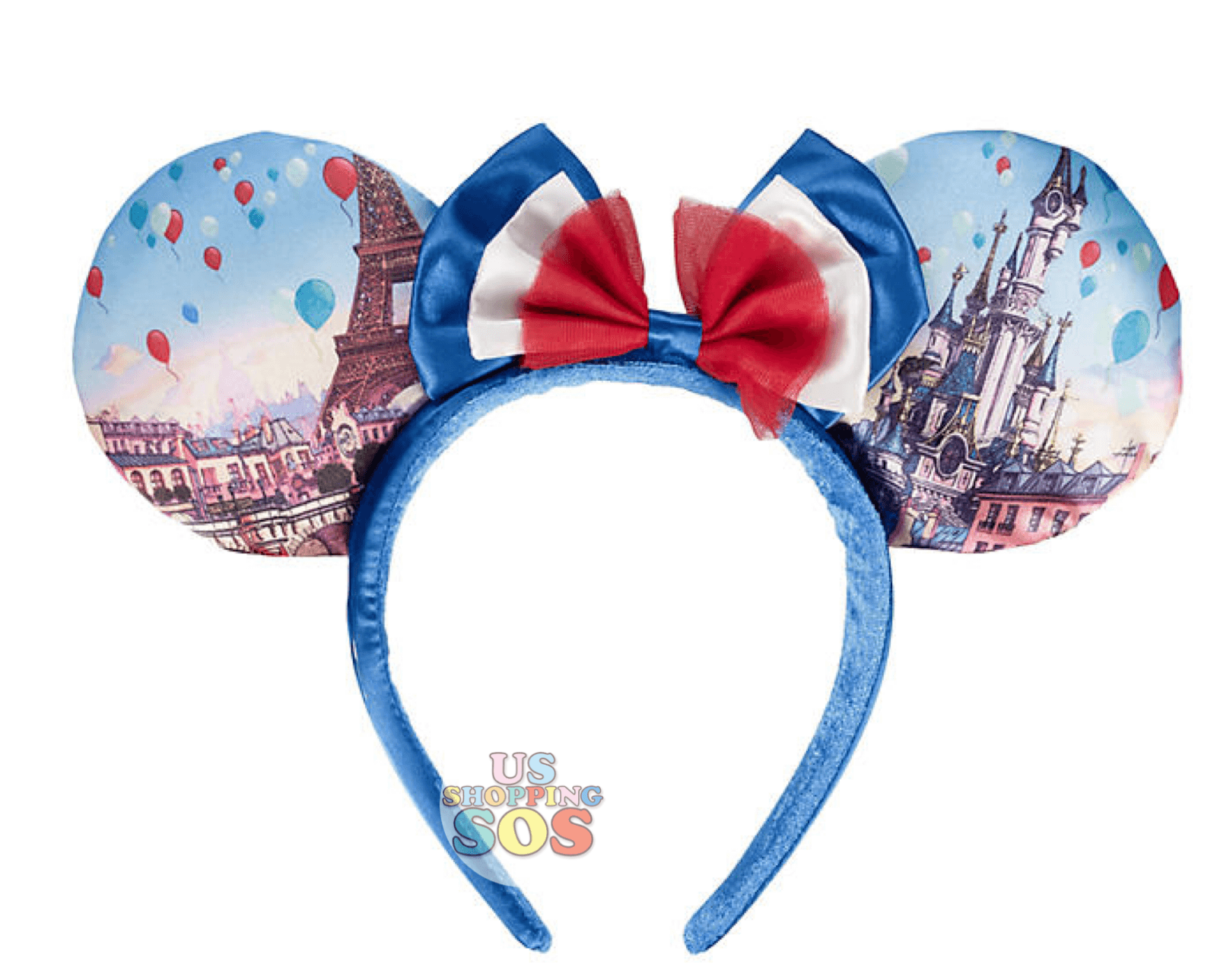 Disneyland Paris - Headband x Disneyland Paris Souvenir