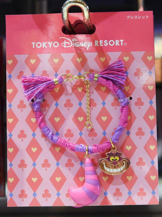TDR- Alice in the Wonderland Collection - Cheshire Cat Bracelet