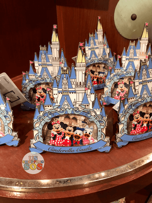 TDR - Photo Frame - Cinderella Castle