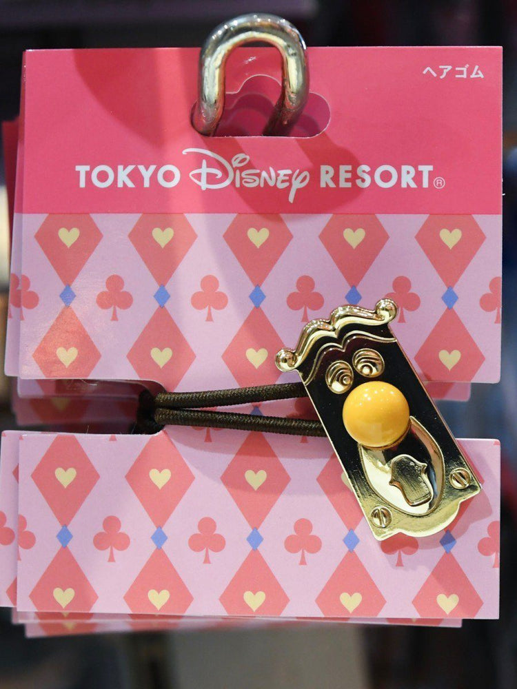 TDR - Alice in the Wonderland Collection - Doorknob Hair Band