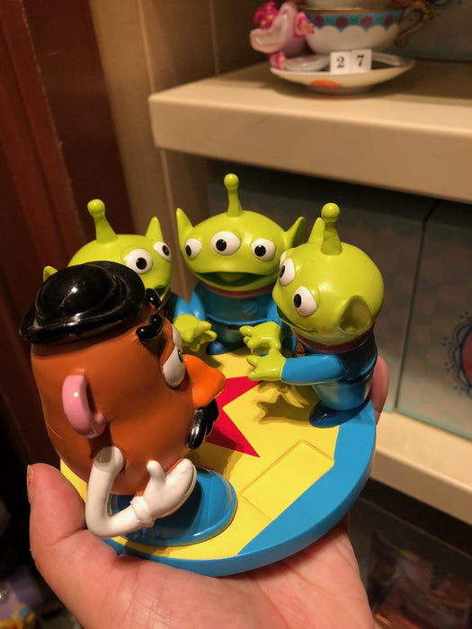 HKDL - Table Decoration x Calendar - Alien & Mr. Potato