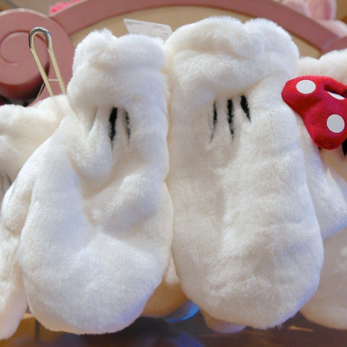 TDR - Fluffy Gloves Set - Mickey