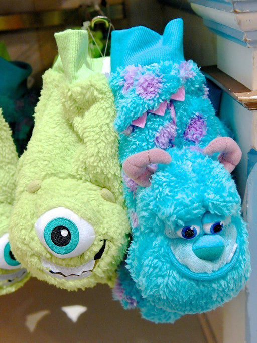 TDR - Fluffy Gloves Set - Mike & Sulley